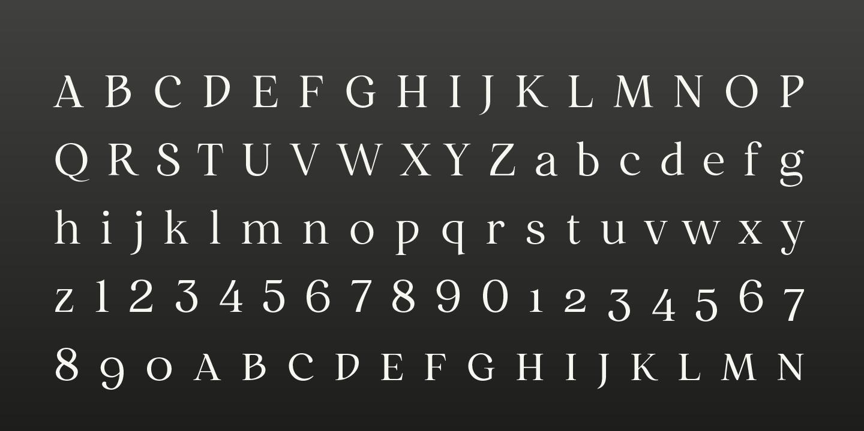 Restora Neue Serif Fonts