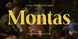 Montas Font Free