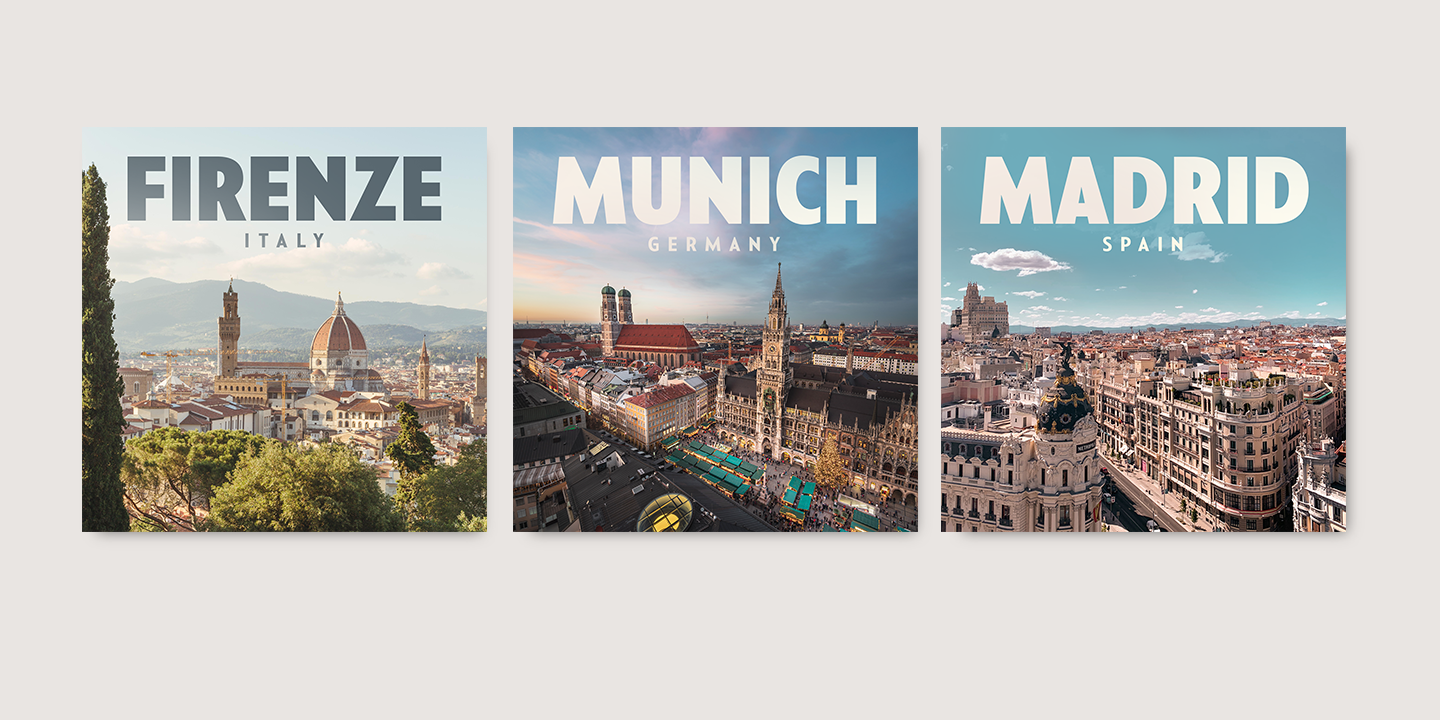 City Posters