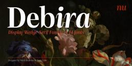 Debira Serif Font Download